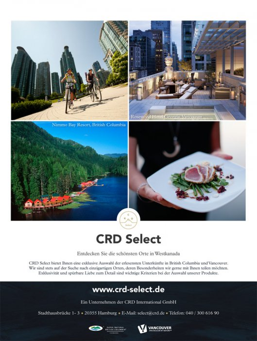 1/1 CRD Select Anzeige